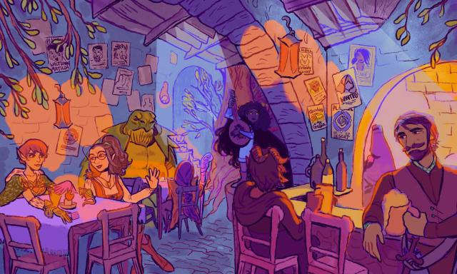 Tavern Commission Small
